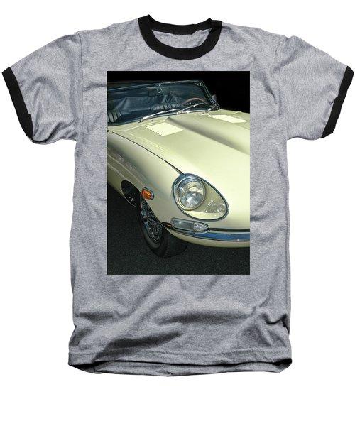Jaguar Xke Roadster Baseball T-Shirt