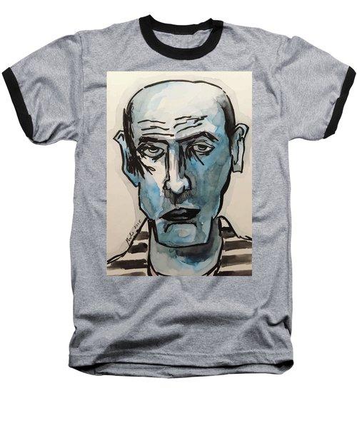 Jail's Blues Baseball T-Shirt