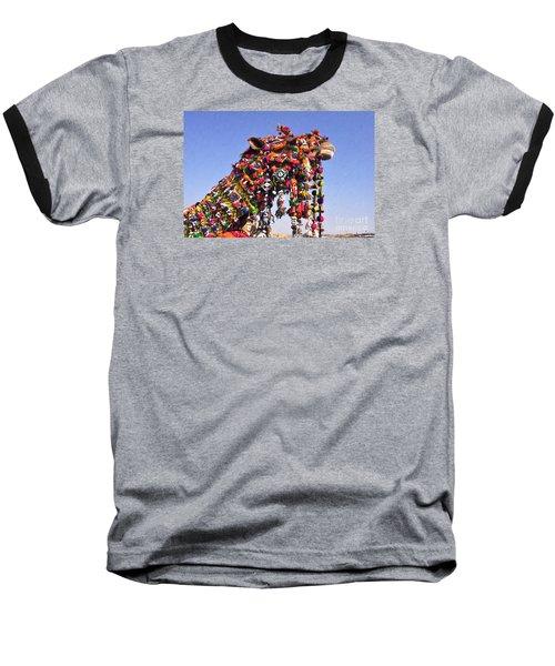 Jaisalmer Desert Festival-5 Baseball T-Shirt
