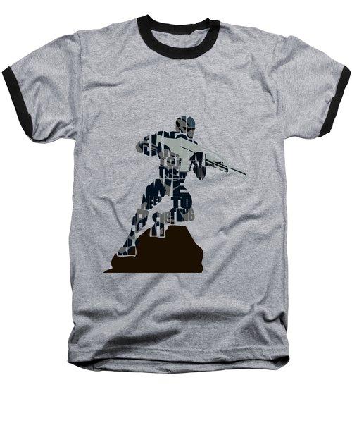 Jake Nomad Dunn Baseball T-Shirt