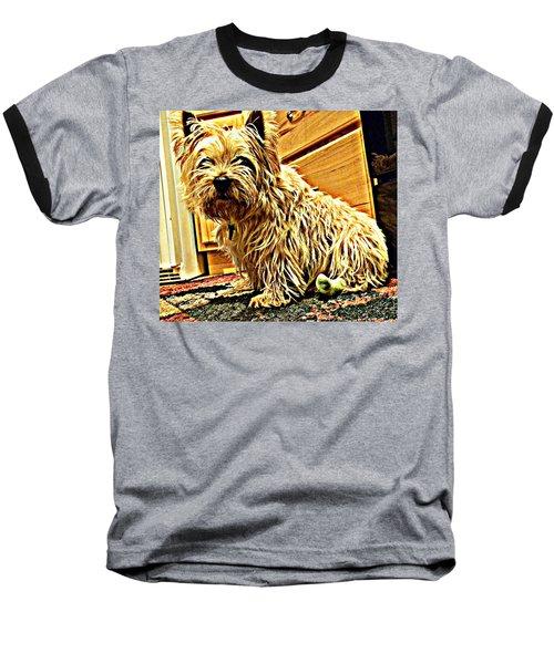 Jake The Dog Baseball T-Shirt