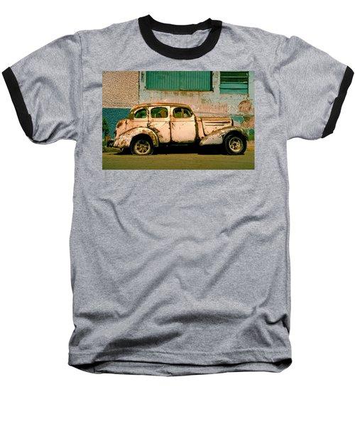Jalopy Baseball T-Shirt