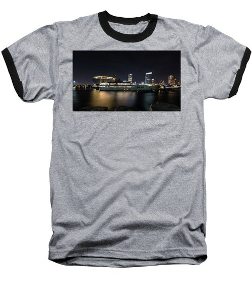 Jamaica Bay Baseball T-Shirt