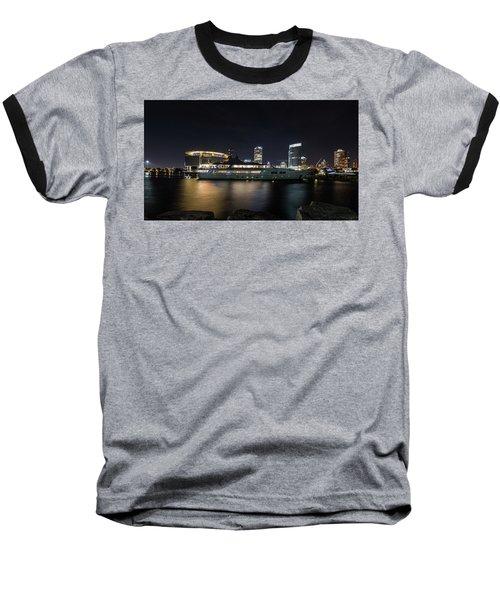 Jamaica Bay Baseball T-Shirt