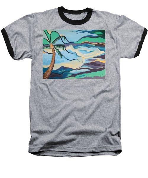Jamaican Sea Breeze Baseball T-Shirt
