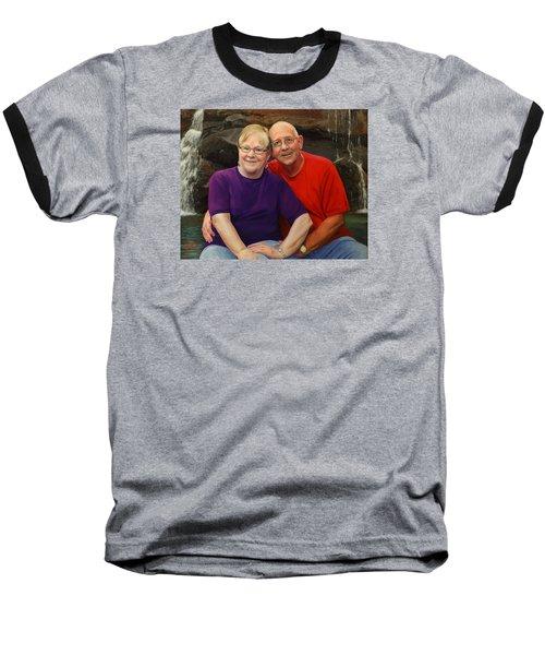 James And Judy Ballard Baseball T-Shirt