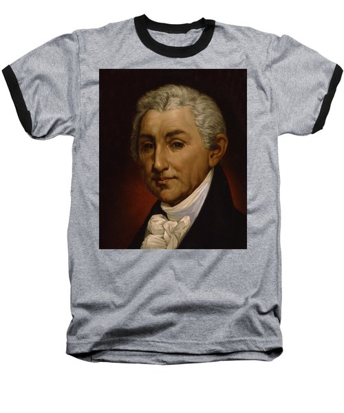 James Monroe - President Of The United States Of America Baseball T-Shirt