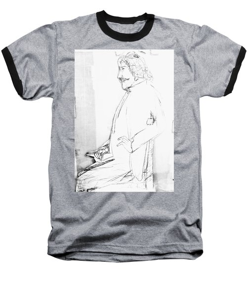 James Whistler's Portrait Baseball T-Shirt