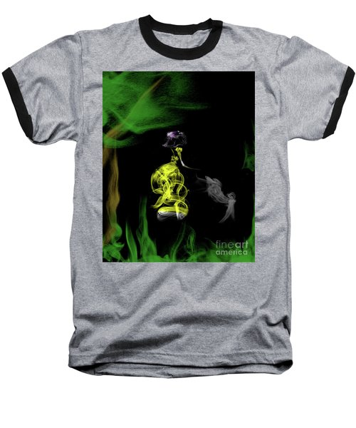 Jane Of The Jungle Baseball T-Shirt
