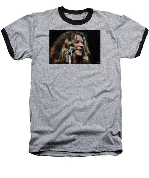 Janis Baseball T-Shirt