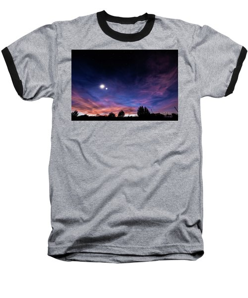 January 31, 2016 Sunset Baseball T-Shirt