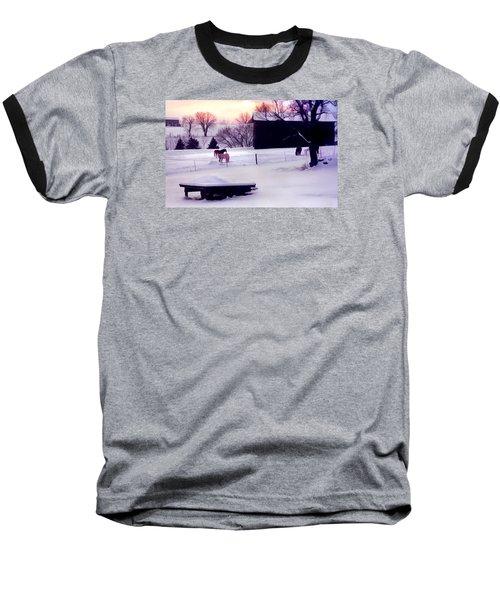 January At Jackson's Baseball T-Shirt