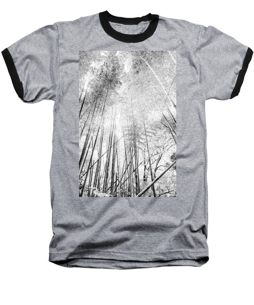 Japan Landscapes Baseball T-Shirt