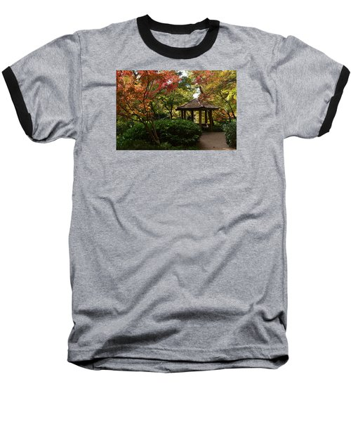 Japanese Gardens 2577 Baseball T-Shirt