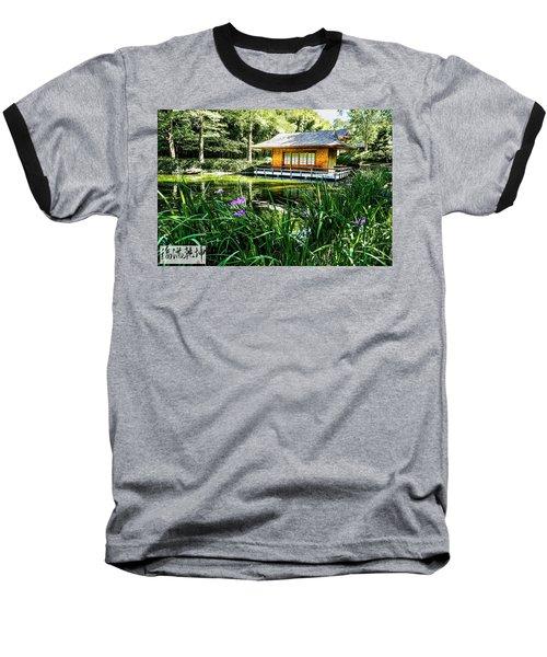 Japanese Gardens II Baseball T-Shirt