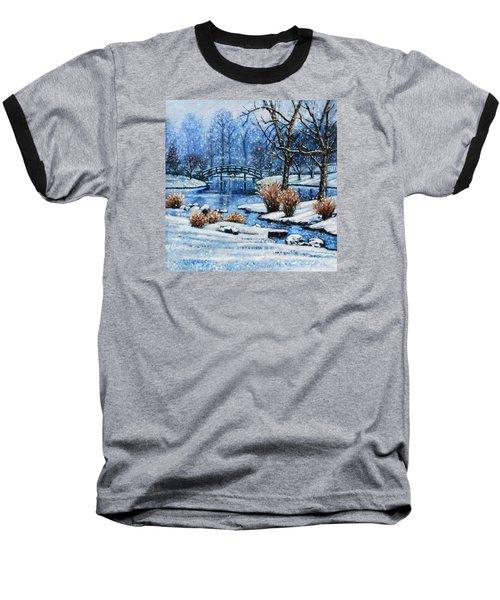 Japanese Winter Baseball T-Shirt