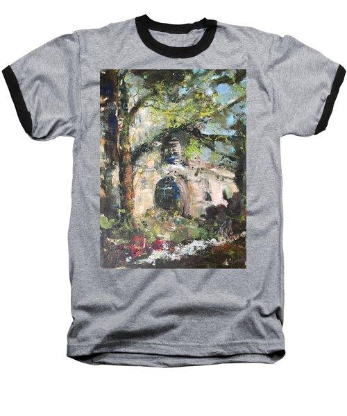 Jardin D'au Paradis  Baseball T-Shirt