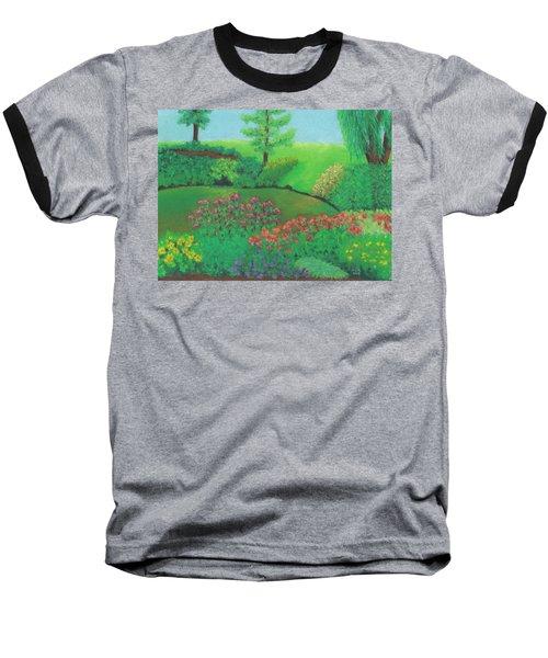 Jardin De Juillet Baseball T-Shirt