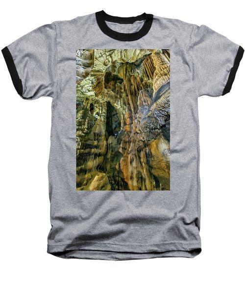 Jasovska Cave, Jasov, Slovakia Baseball T-Shirt