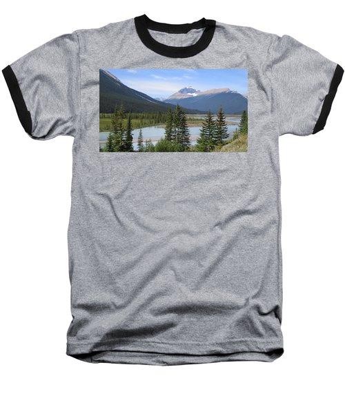 Jasper Alberta Baseball T-Shirt