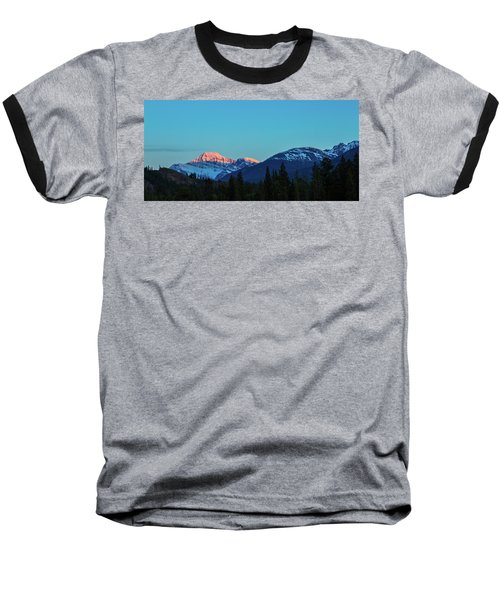 Jasper National Park Baseball T-Shirt