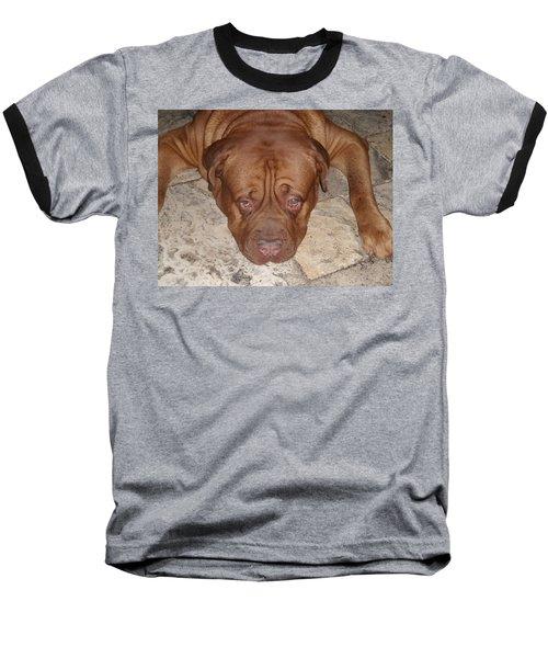 JAX Baseball T-Shirt by Val Oconnor