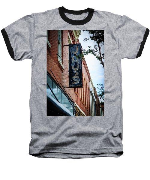 Jay's Sign Baseball T-Shirt