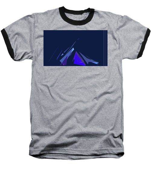 Jazz Campfire Baseball T-Shirt