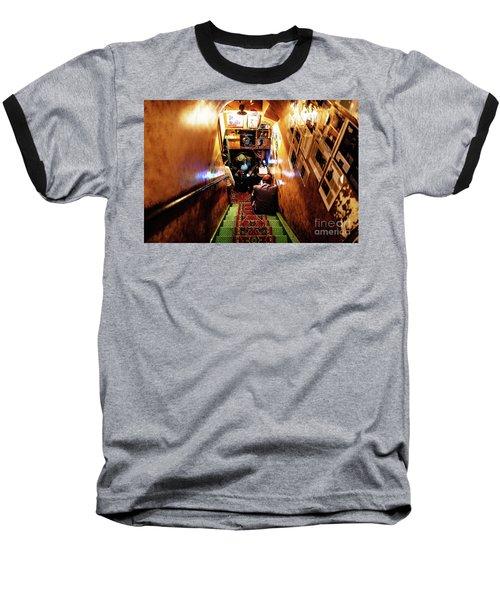 Jazz Club Baseball T-Shirt