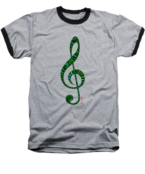 Jazz T Baseball T-Shirt