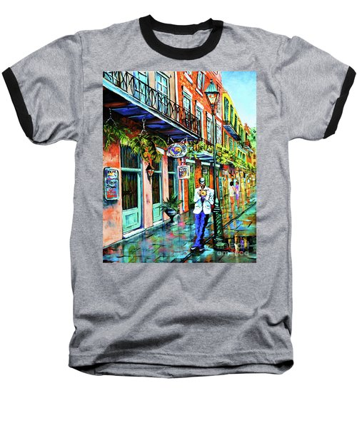 Jazz'n Baseball T-Shirt