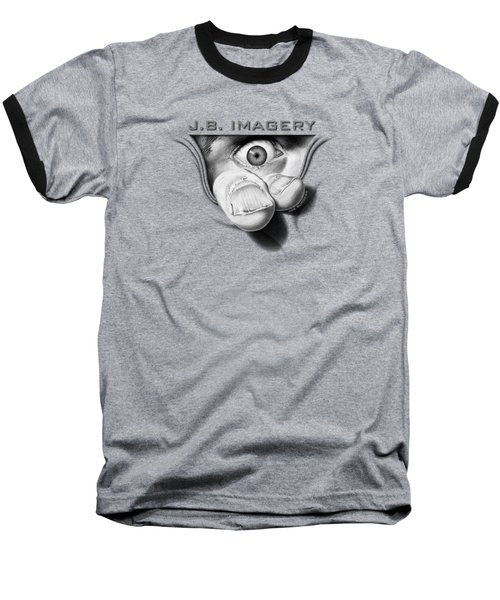 J.b. Imagery Baseball T-Shirt