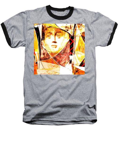 Baseball T-Shirt featuring the photograph Je Aimerais Vivre Avec Vous by Danica Radman