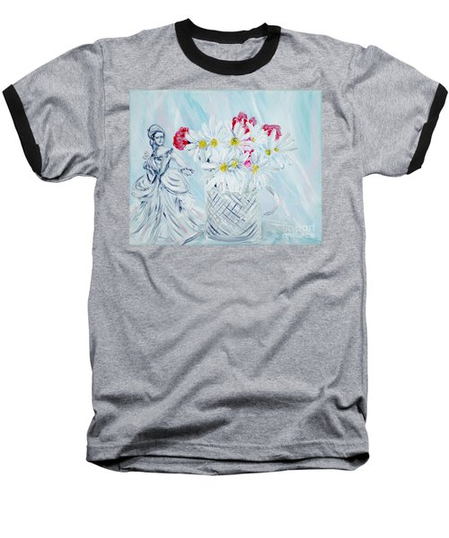 Je Vous Remerci. Thank You Collection Baseball T-Shirt