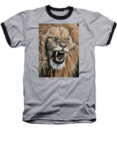 Jealous Roar Baseball T-Shirt
