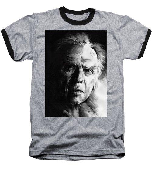 Jean-louis Trintignant Baseball T-Shirt