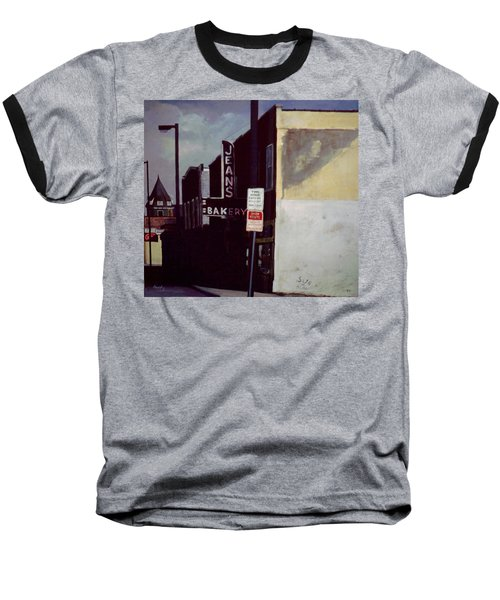 Jean's Bakery Baseball T-Shirt