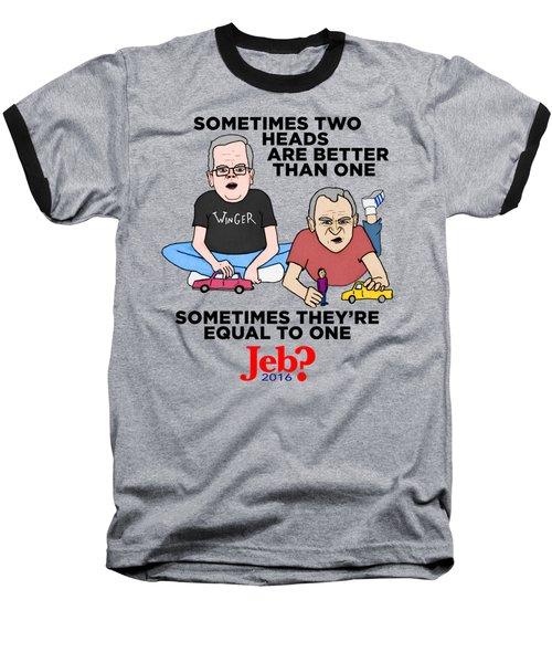 Jebbbers Baseball T-Shirt
