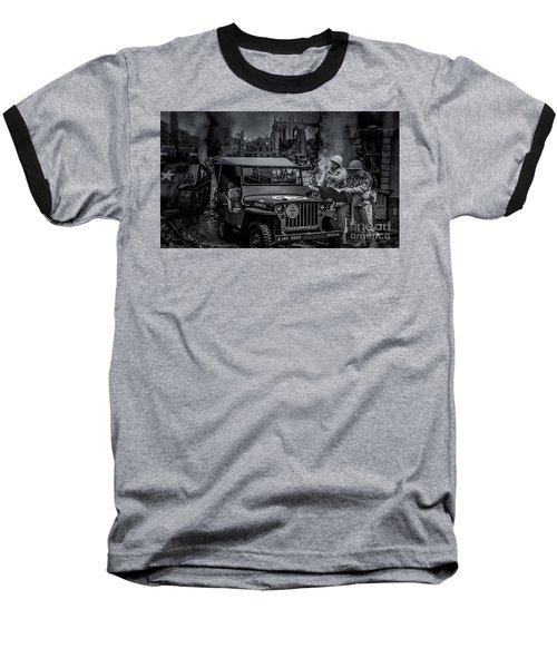 Jeep Baseball T-Shirt