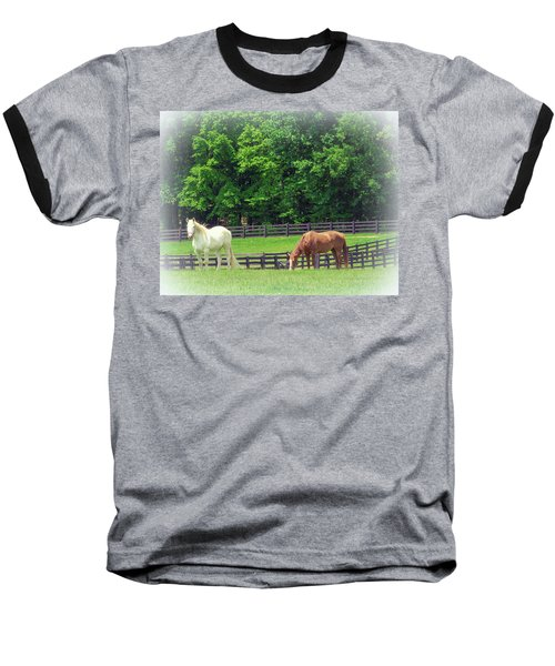 Jefferson Landing Series No. 5 Baseball T-Shirt