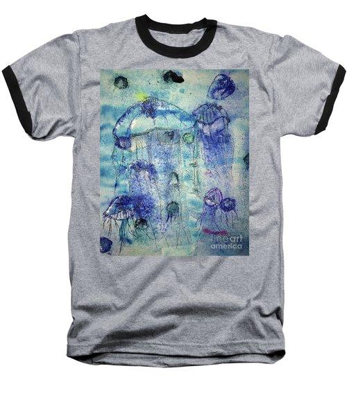 Jellyfish I Baseball T-Shirt