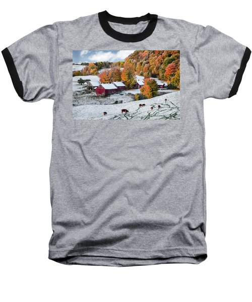 Jenne Farm, Reading, Vt Baseball T-Shirt