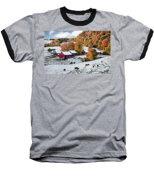 Jenne Farm, Reading, Vt Baseball T-Shirt