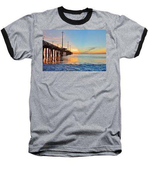 Jennette's Pier Aug. 16 Baseball T-Shirt