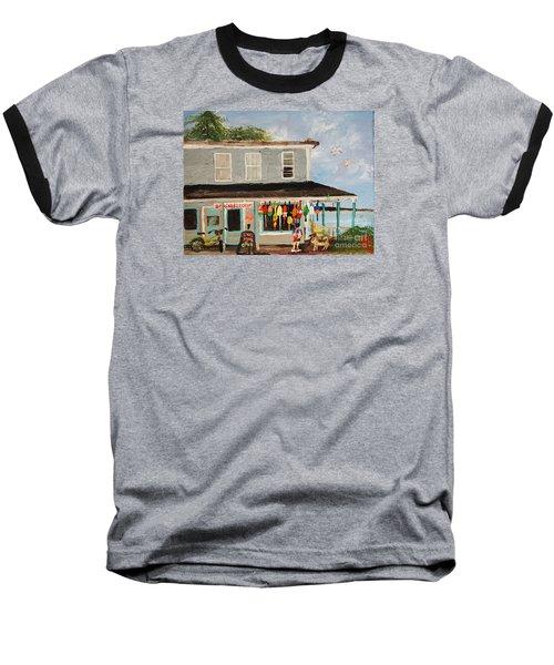 Jenn's Store Baseball T-Shirt