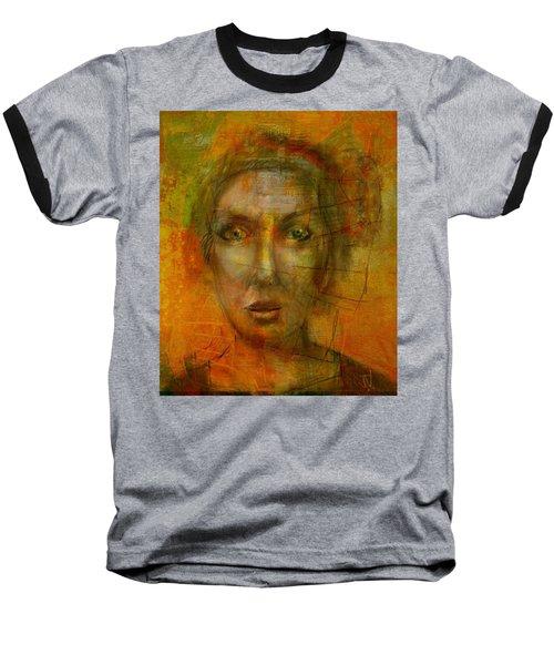 Jenny Baseball T-Shirt by Jim Vance