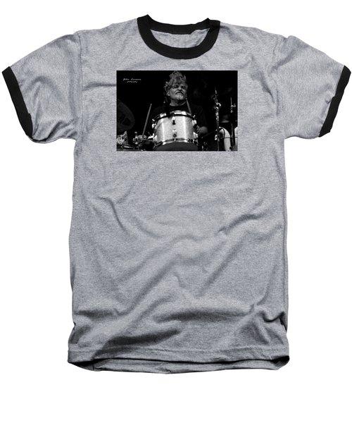 Jerry Baseball T-Shirt by John Loreaux