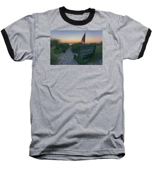 Jerry's Bench Baseball T-Shirt