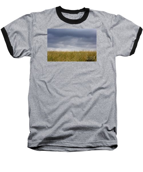 Baseball T-Shirt featuring the photograph Remember When The Days Were Long by Dana DiPasquale