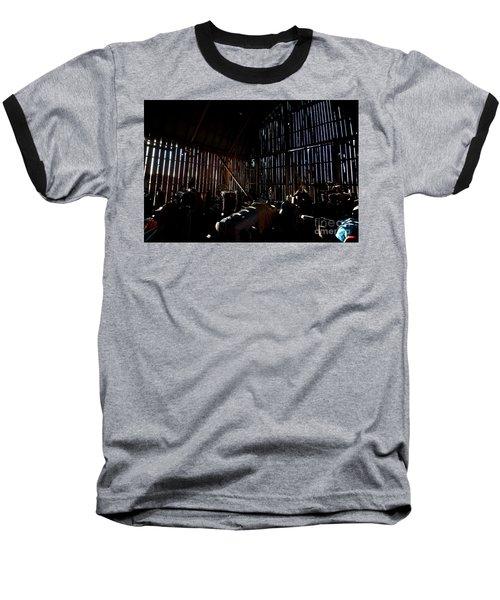 Jesse's In The Barn Baseball T-Shirt